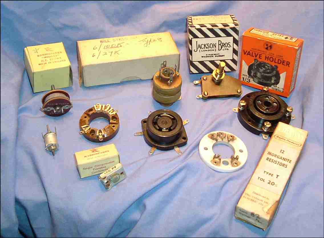 Vintage Electronic Components
