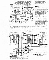 Phase Discriminator and Ratio Discriminator circuits