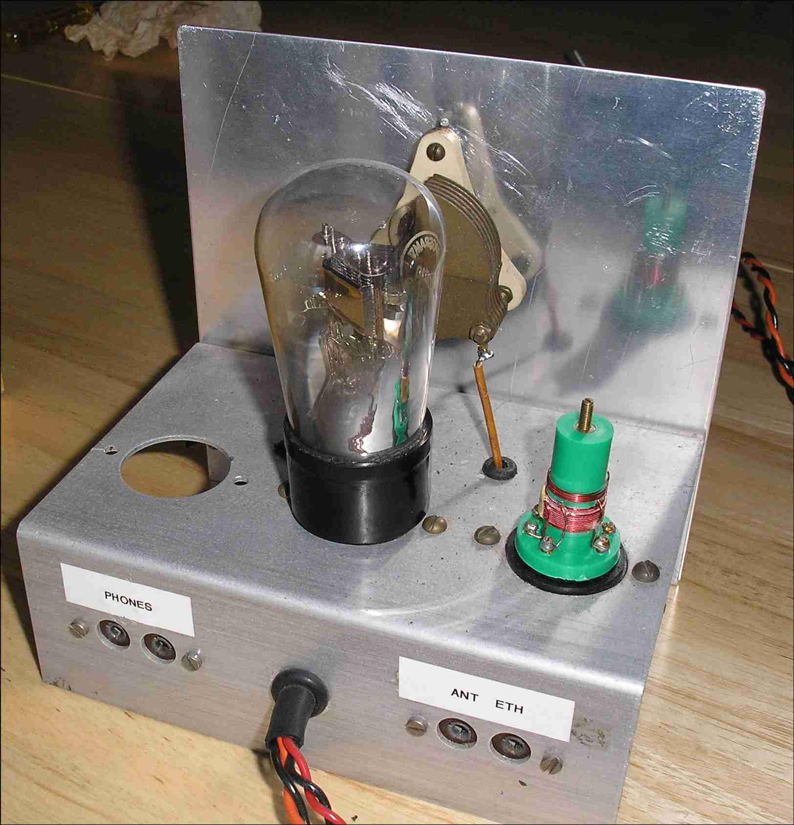 Vintage Radio and Electronics  HAC DX Receiver