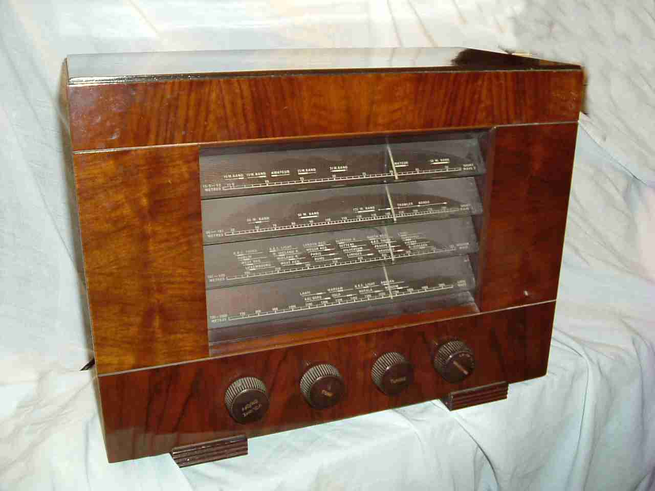 Hmv Radiogram
